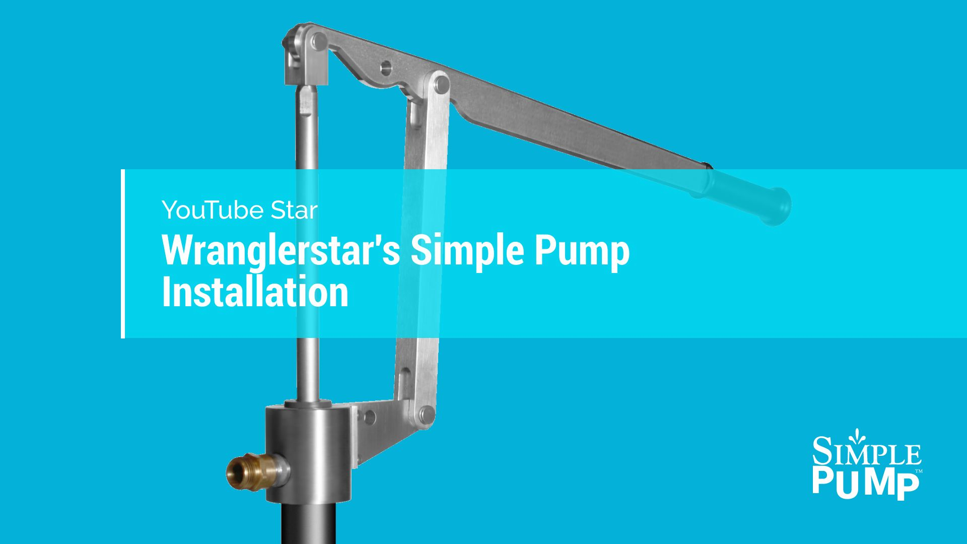 Wranglerstar's Simple Pump Installation Video