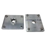 Simple Pump Suction Pump Mounting Plate