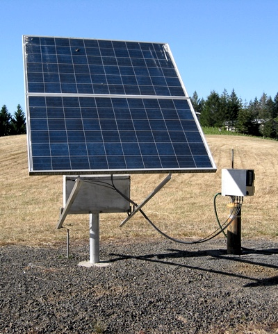 Simple Pump Solar Power Pump System Setup